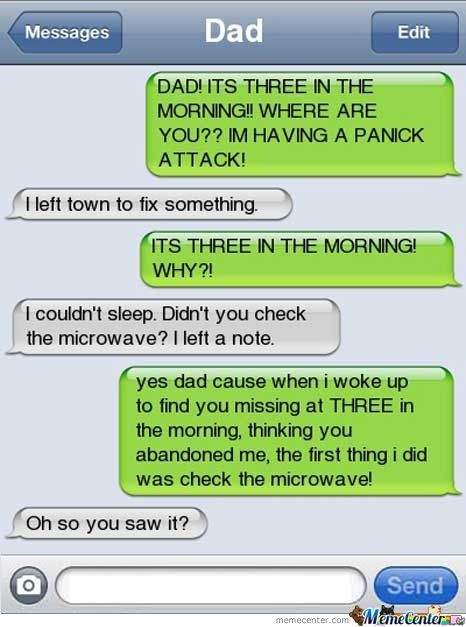 The Microwave.. Xd