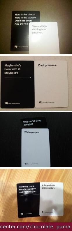 The Midget Card Was Perfect