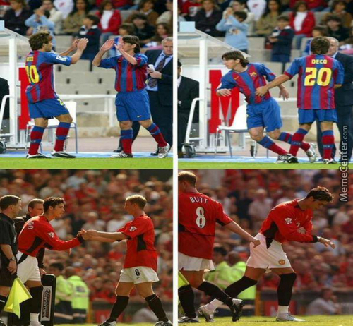 The Moments That Changed Football...