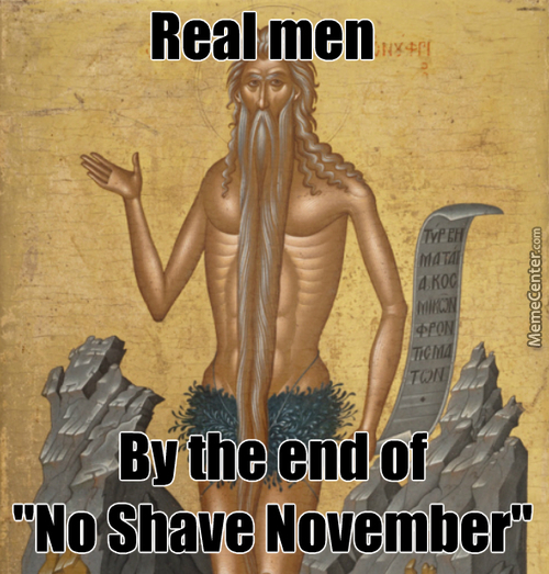 The Month That Separates The Men From The Boys