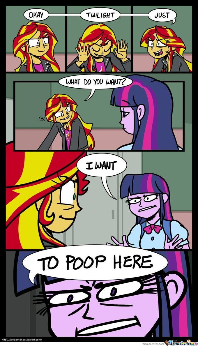 The Most Equestria Girls In School