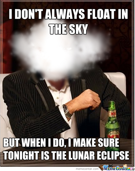 The Most Interesting Cloud