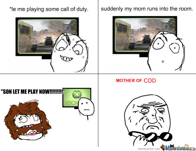 The Mother Of Cod