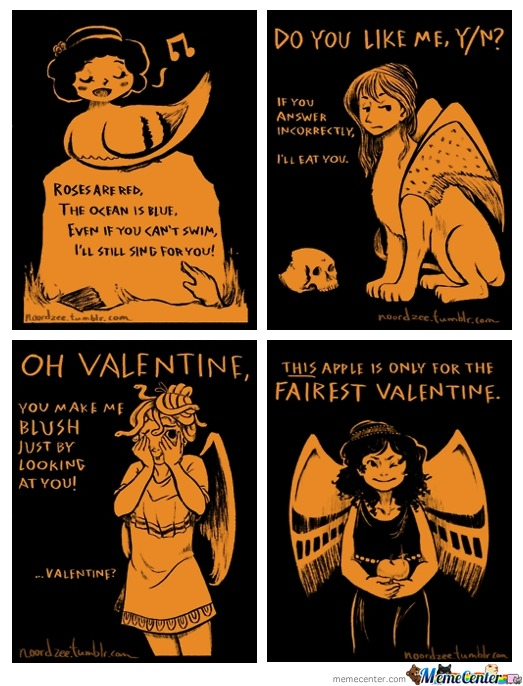 The Mythical Valentine