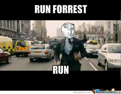 The Name Is Gump ... Forrest Gump