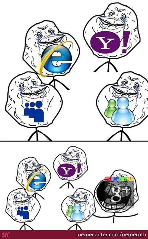 The New Forever Alone ...
