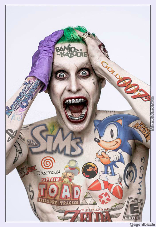 The New Joker Looks Incredible