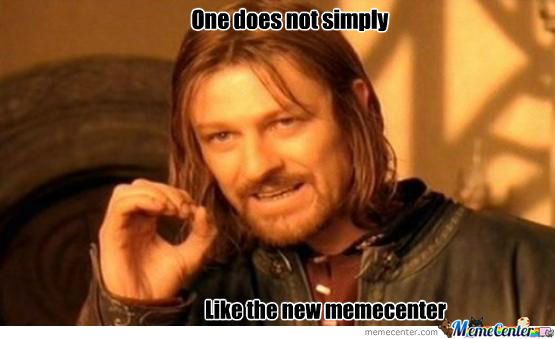 The New Memecenter