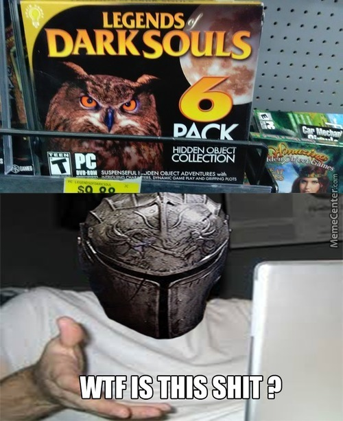 The New Souls Game Looks Good
