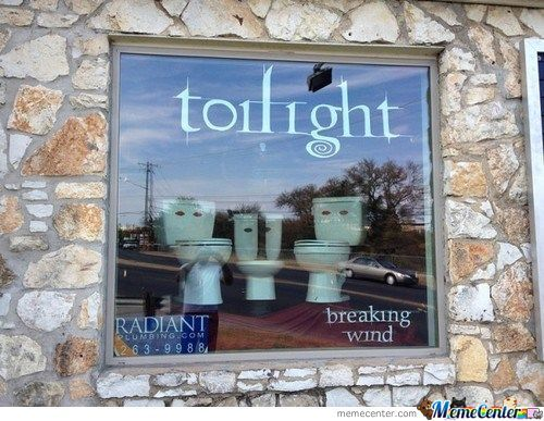 The New Twilight Poster Looks Awesome!