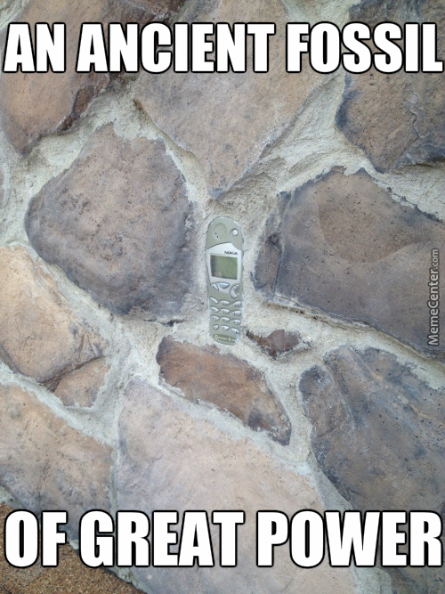 The Nokia, Strong As A Brick
