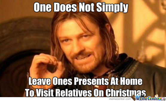 The One And Only Downside To Christmas