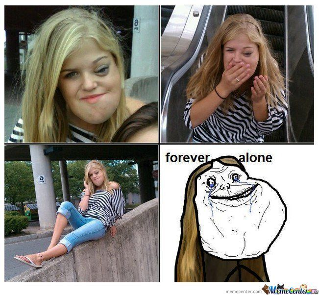 The Original Forever Alone