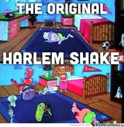 The Original Harlem Shake