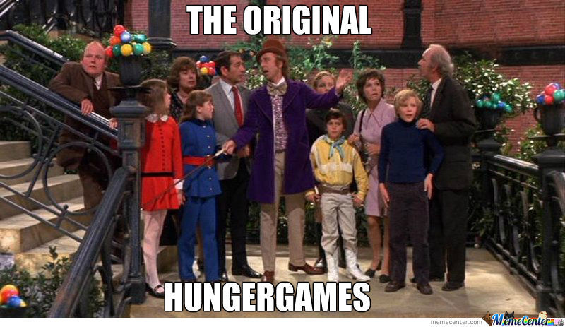 The Original Hungergames