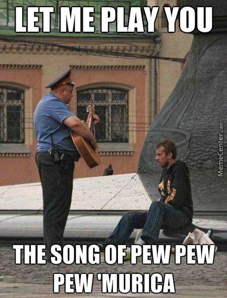 The Pew Song