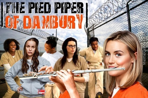 The Pied Piper Of Danbury