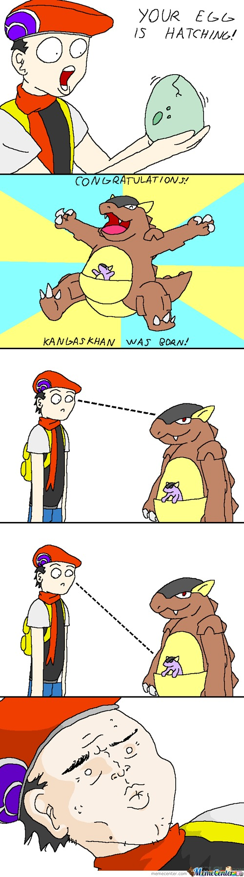 The Pokémiracle Of Life