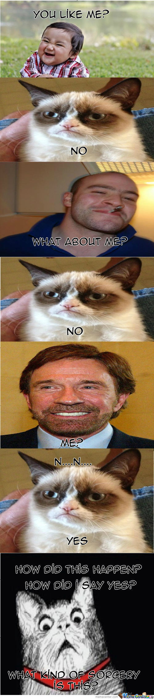 The Power Of Chuck Norris