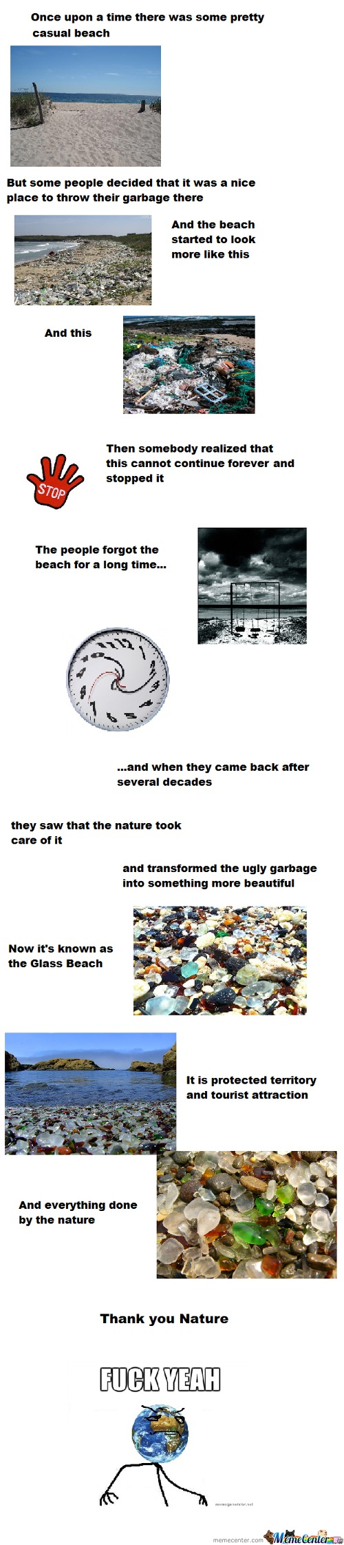 The Power Of Nature - True Story