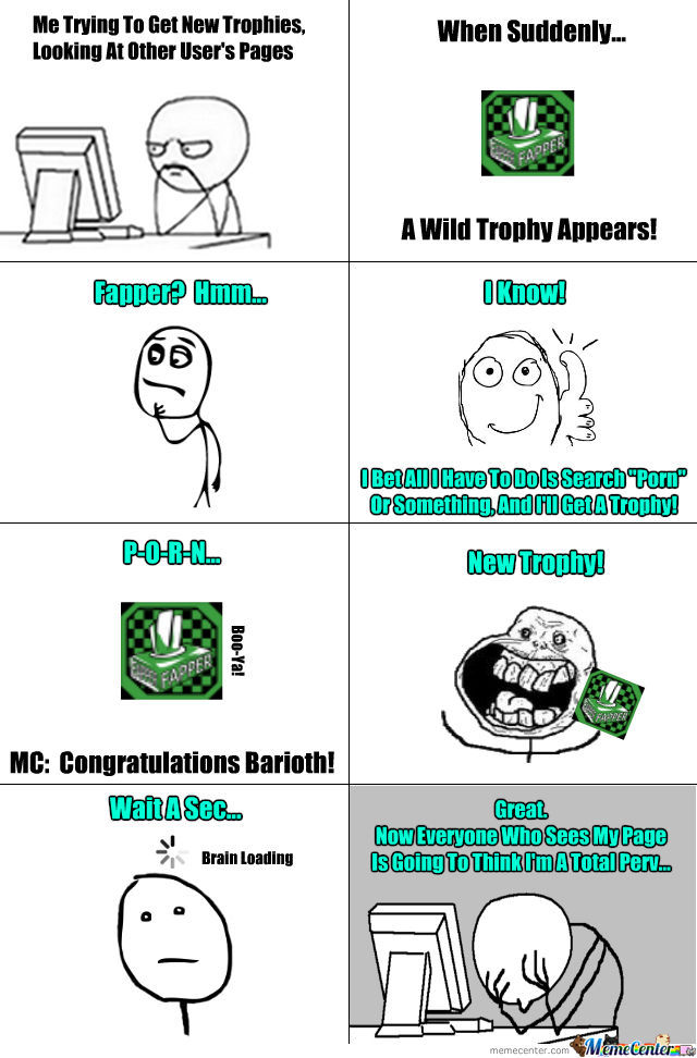 The Price Of Trophies: Dignity
