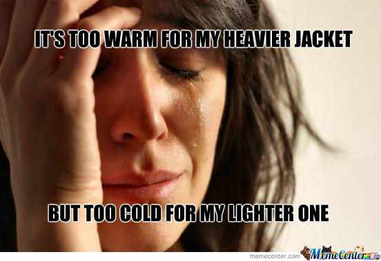 The Problem Of 50 Degree Days