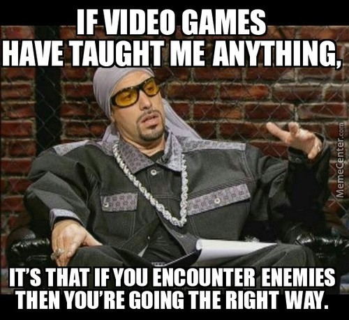 The Quote Of A Gamer