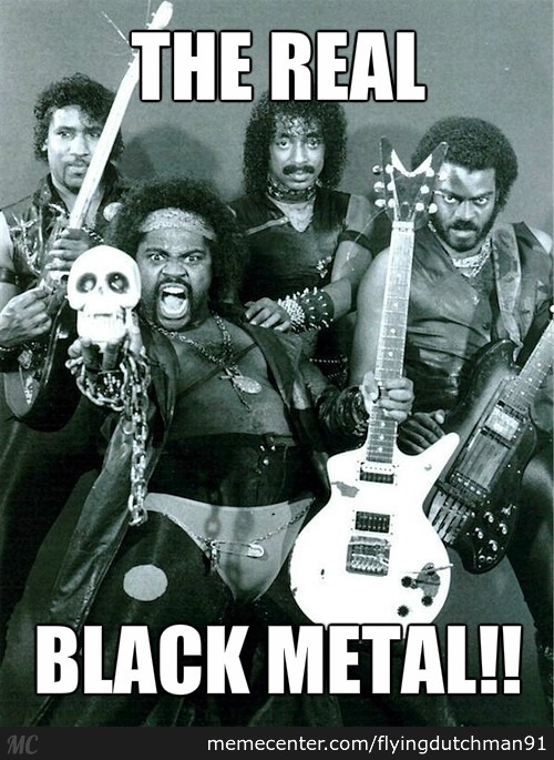 The Real Black Metal