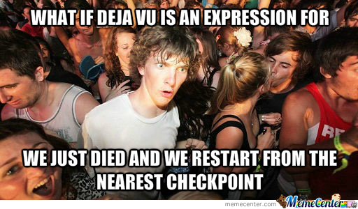 The Real Deja Vu