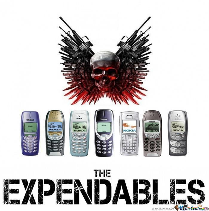 The Real Expandables