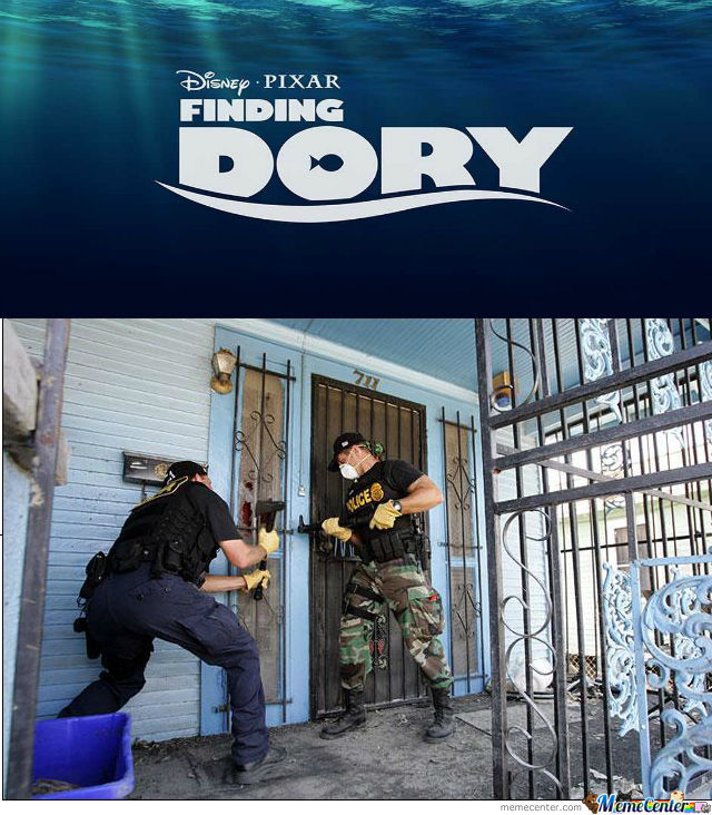 The Real Finding Dory