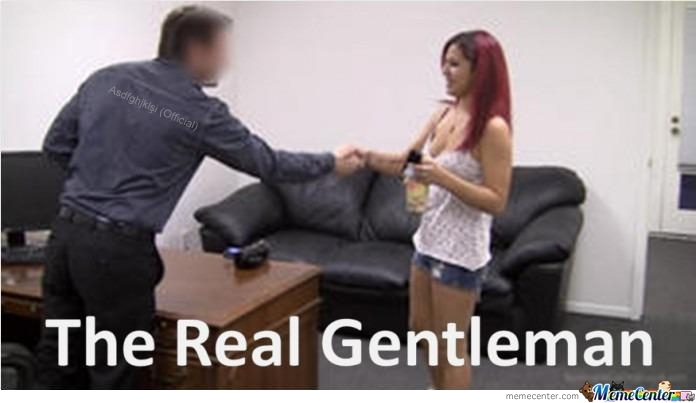 The Real Gentleman
