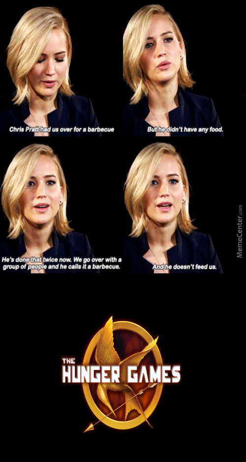 The real hunger games part 1 3