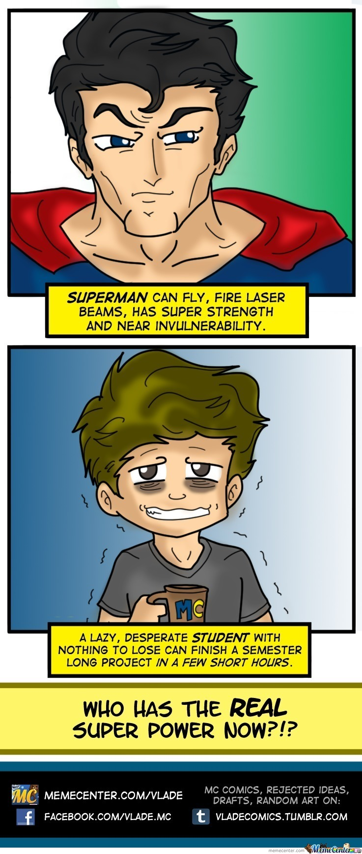 The Real Superpower
