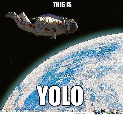 The Real Yolo