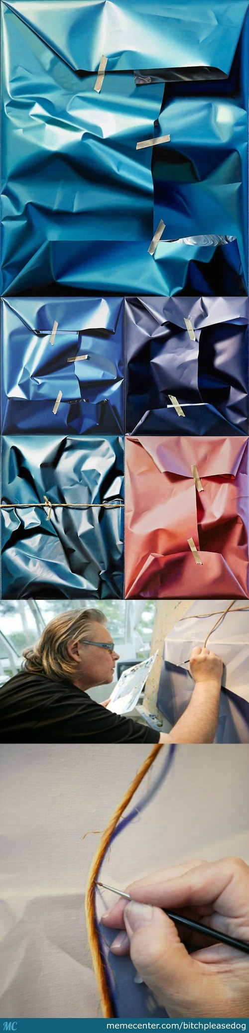The Realistic Packaging Paintings Of Yrjö Edelmann