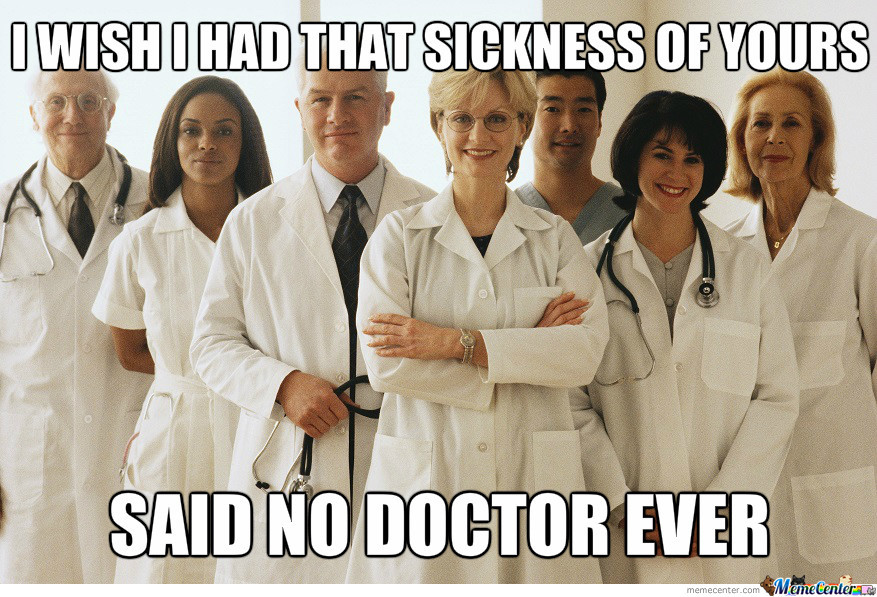 The Reality About Doctors