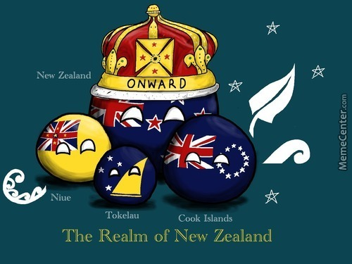 The Realm Of New Zealand