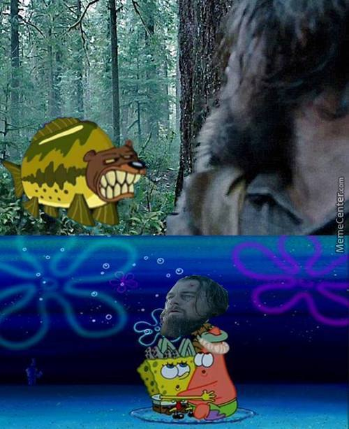 The Revenant In A Nutshell