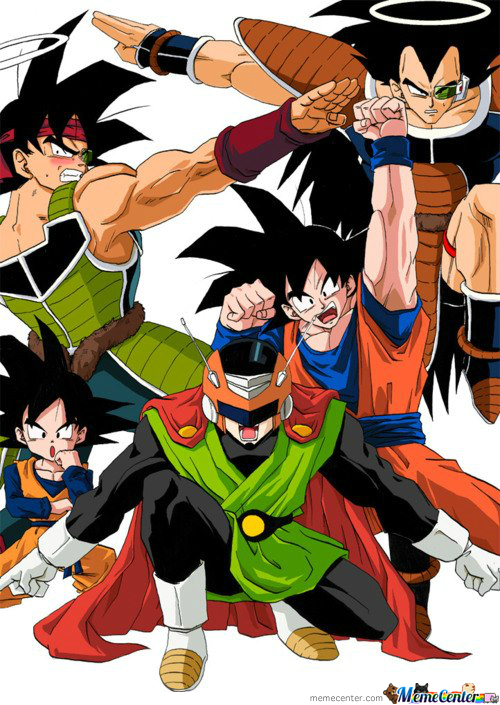 The Saiyaman Force