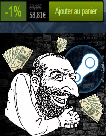 The Sale At Steam, They Are Still Jews