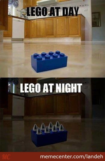 The Secret Of Lego