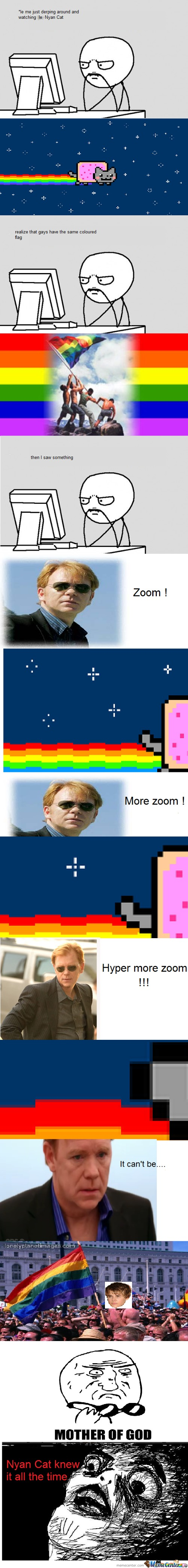The Secret Of Nyan Cat