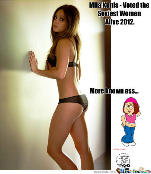 The Sexiest Women Alive... The Voice Of Meg Griffin