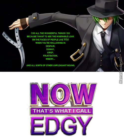 The Smooth Criminal Of Blazblue