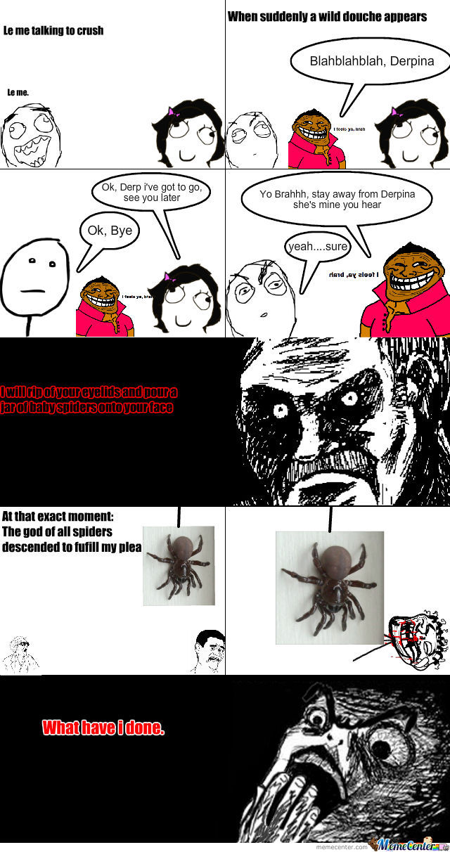 The Spider Whisperer
