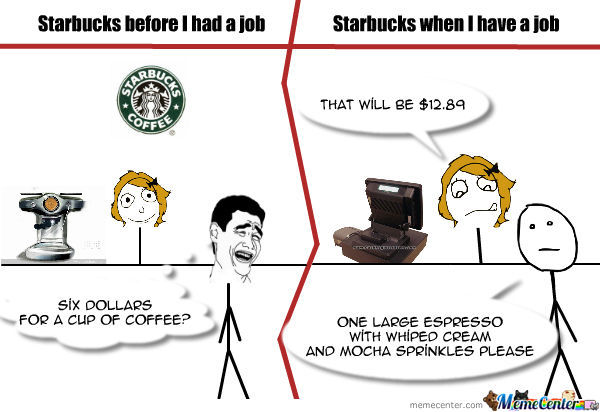 The Starbucks Effect