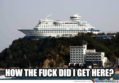 The Sun Cruise Hotel In South Korea