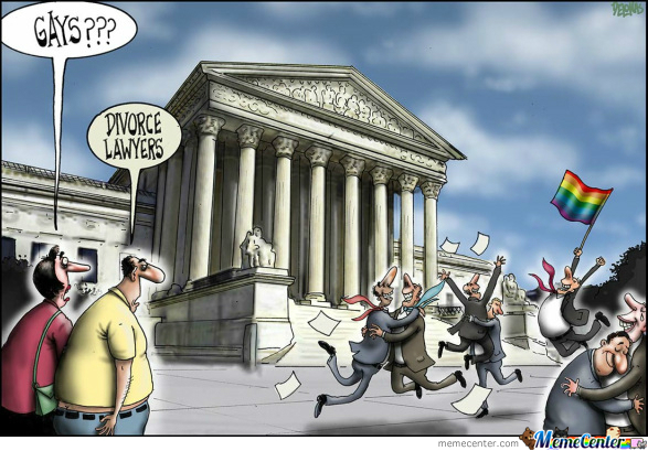 The Supreme Court Overturns The Defense Of Marriage Act