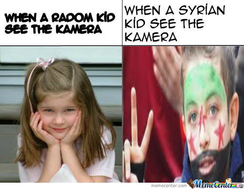 The Syrian Kid